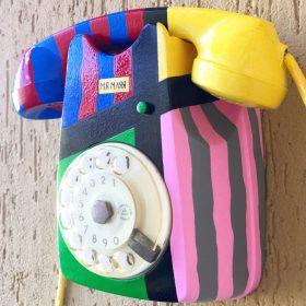 Tutti frutti. Telefono anni 60. (2)